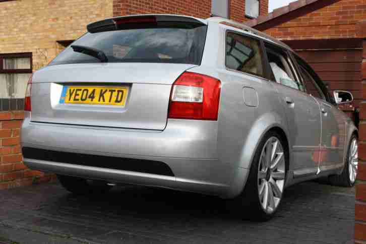 Audi A4 Avant / Estate 130 bhp sport / s-line. 2004 F/S/H fully valeted