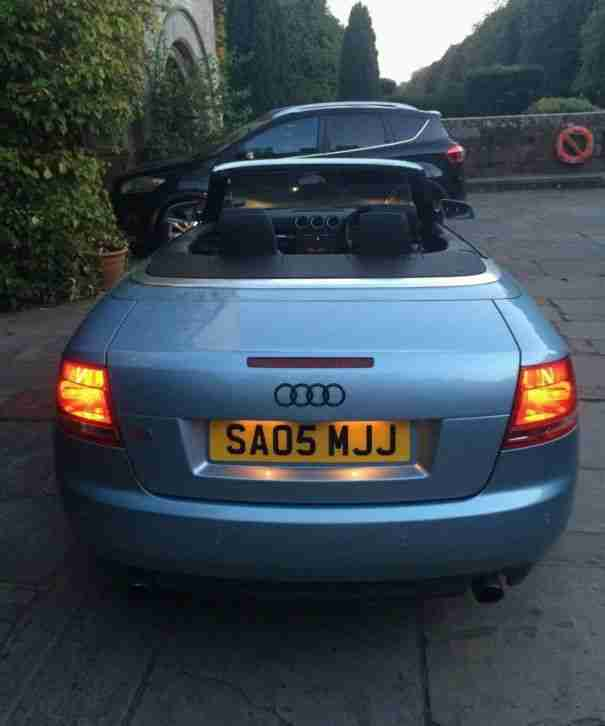 Audi A4 Sport Convertible. Car For Sale