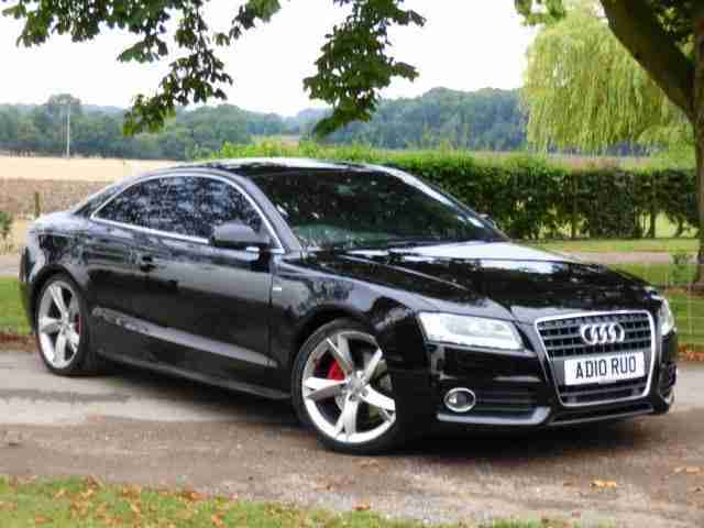 Audi A5 18 Tfsi S Line Special Edition 2dr Bang Olufsen Petrol