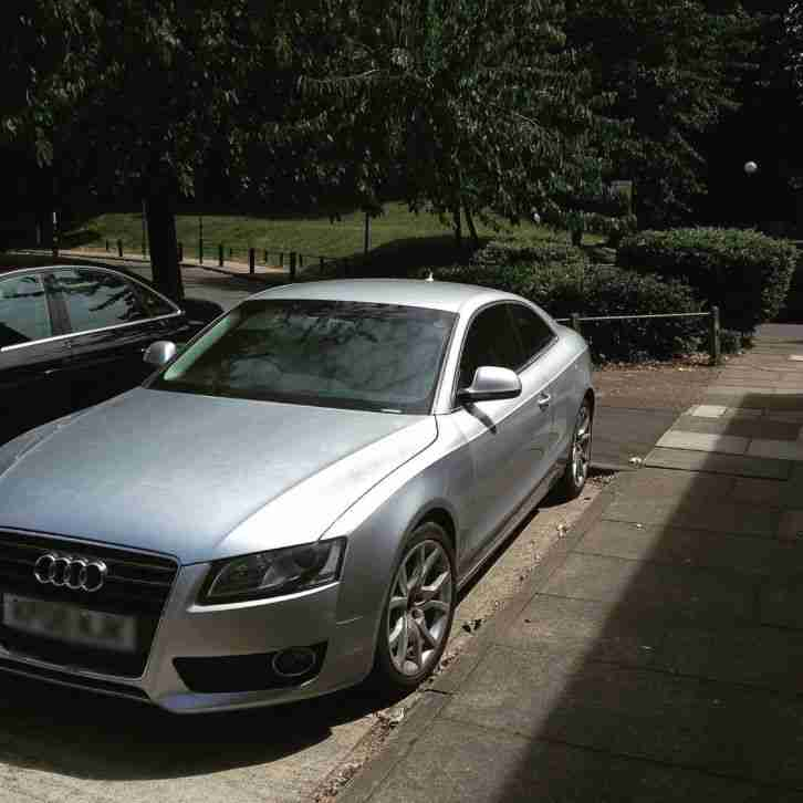 Audi A5 1.8TFSI SPORT FULLY LOADED ONLY 78.166 MILES A3 A4