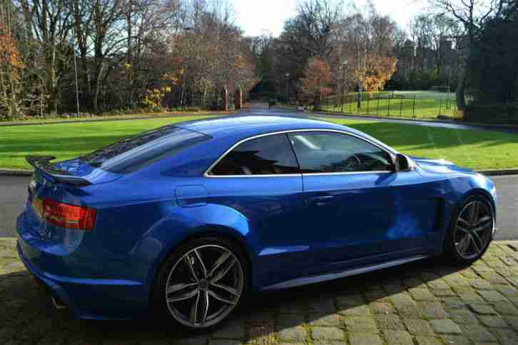 Audi A5 2.7TDI 2009 WIDE BODYKIT CUSTOMIZED 1 OFF! RS5 WIDE ARCHED ...