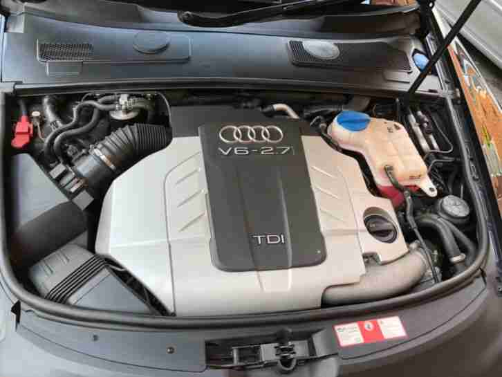 A6 2.0 TDI Black Edition 5dr Multitronic