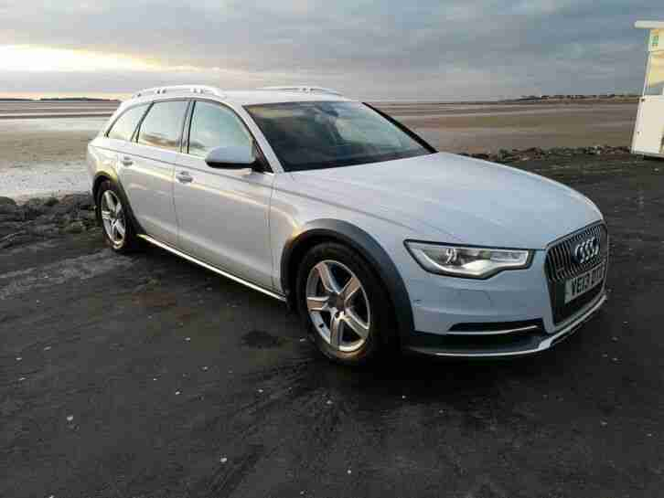 Audi A6 Allroad. Other car from United Kingdom