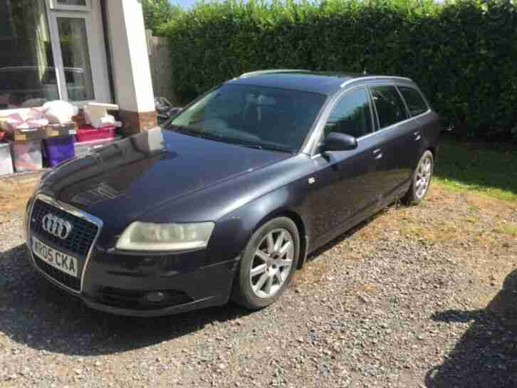 A6 S Line Estate V6 2.4 L Spares or Easy