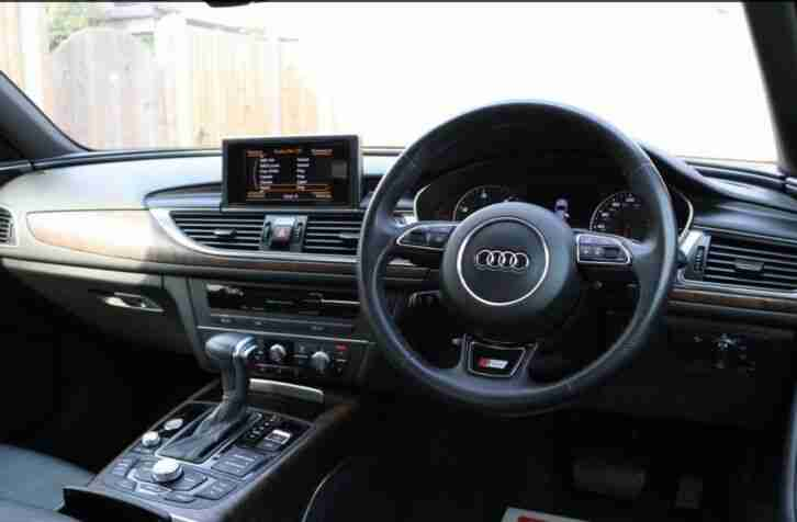 A6, SLine, 2.0tdi, Leather, Satnav