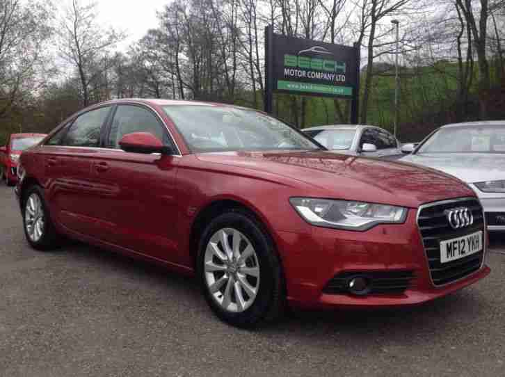 Audi A6 Saloon 2.0TDI ( 177ps ) ( C7 ) 2012MY SE
