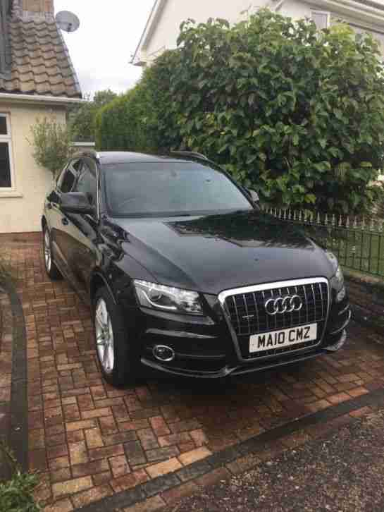 Audi Q5 3.0tdi. Audi car from United Kingdom