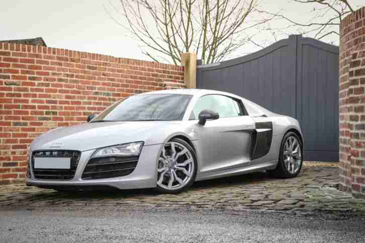 Audi R8 V10. Audi Car From United Kingdom