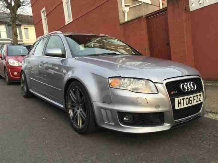 Audi RS4 RS4. Audi car from United Kingdom