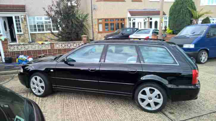 Audi S4 Avant / Estate MY 2000 only 83K miles FSH