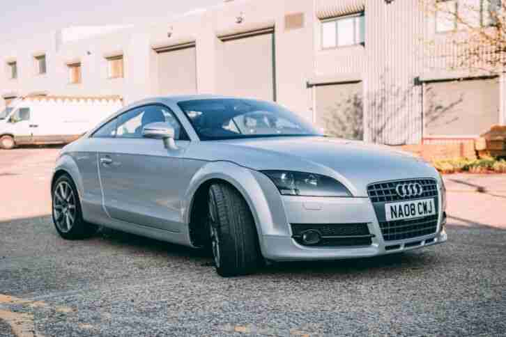 Audi TT 2.0. Audi car from United Kingdom