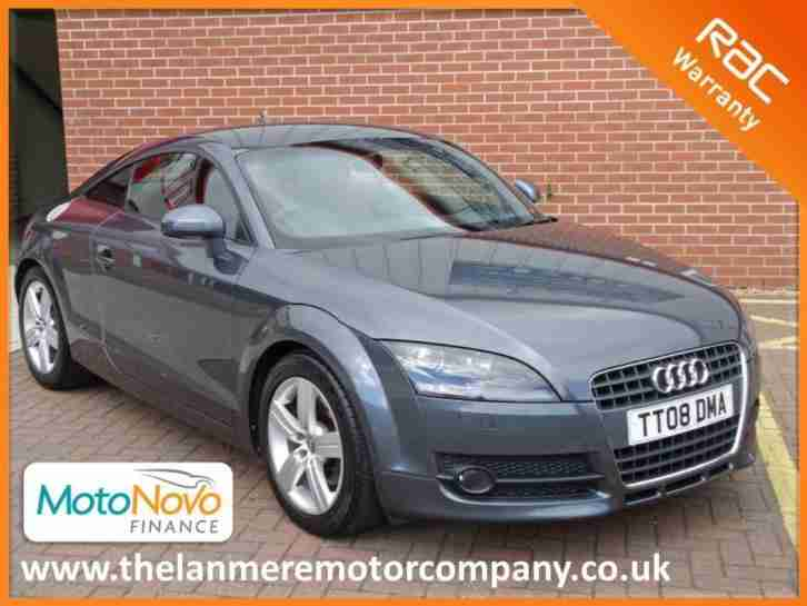 TT 2.0 TFSi 2dr petrol Coupe 6 speed