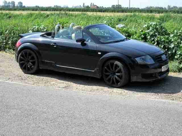 audi tt 225bhp 1 8 2001 votex roadster cabriolet. Black Bedroom Furniture Sets. Home Design Ideas
