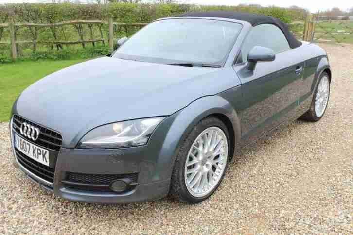 Audi TT 3.2. Audi car from United Kingdom