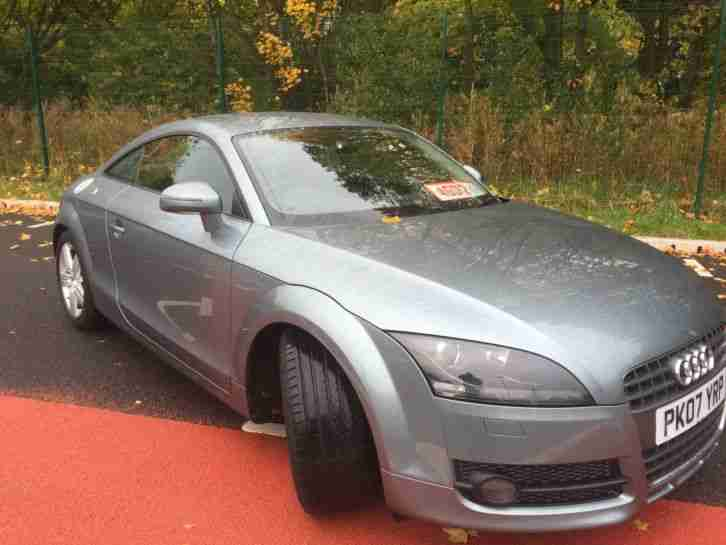 TT Coupe 2.0T FSI 2007 FSH by