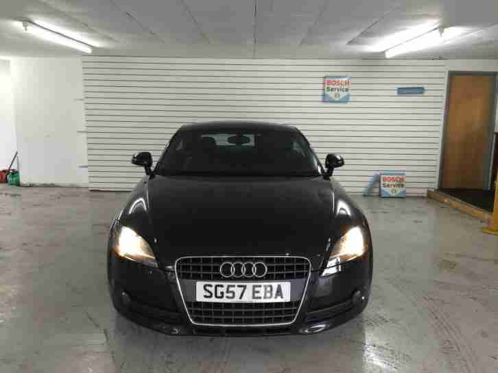 Audi TT Coupe 2.0T FSI 2007MY