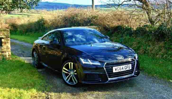 TT Coupe 2.0TDI ( 184ps ) ultra ( s s )
