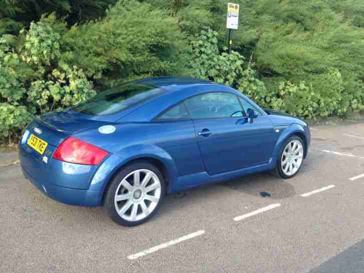 Audi TT MK1 Quattro Mint condition FSH 11 months Mot 6 speed, 180bhp no mods