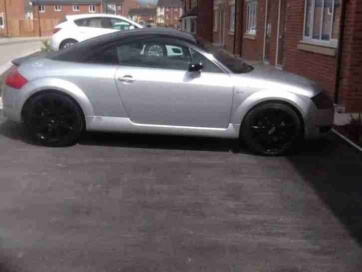 audi tt quattro 180 bhp spares or repairs car for sale. Black Bedroom Furniture Sets. Home Design Ideas