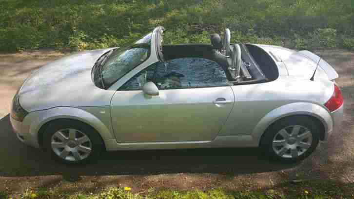 TT Roadster 1.8 2004 Low Mileage