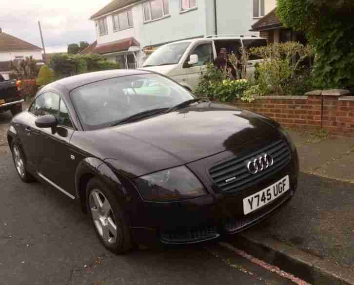 Audi TT ,mk1,1.8t 180bhp,2001 low mileage for