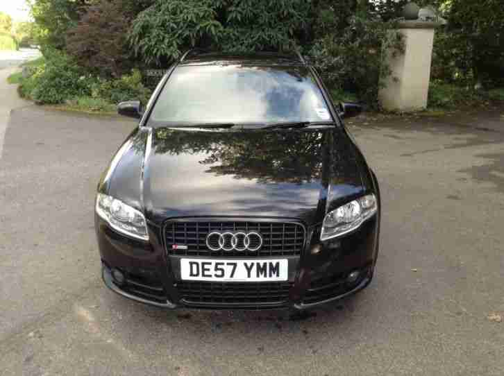 Audi a4 s line 2.0tdi 170 special edition avant