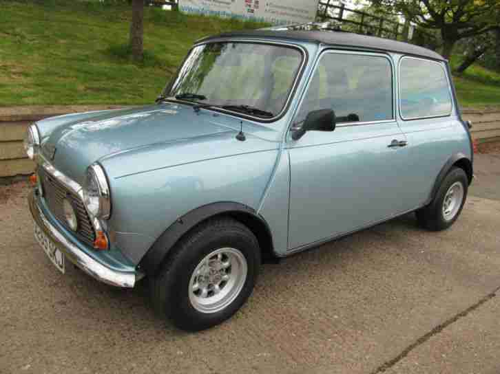 austin mini 1300 mayfair 3dr hatch low low miles great. Black Bedroom Furniture Sets. Home Design Ideas