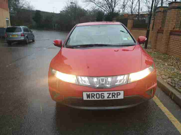 Auto 2006 Honda Civic 1.8i VTEC 2 Keys FSH Ulez Free Drives Good