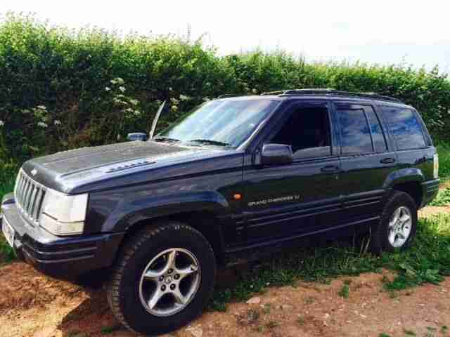 jeep automatic grand cherokee 39 98 39 orvis limited in need of new. Black Bedroom Furniture Sets. Home Design Ideas