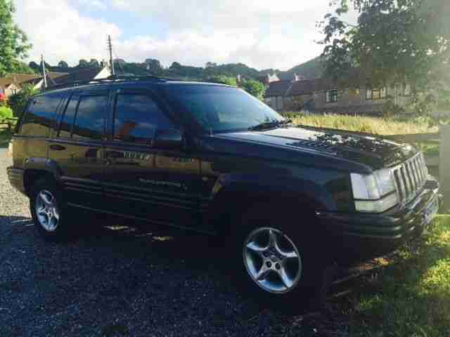** Automatic Jeep Grand Cherokee '98' (Orvis Limited) in need of new home **