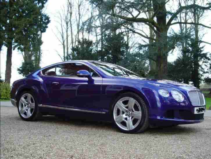 CONTINENTAL GT 6.0 W12 MDS [570] 2dr