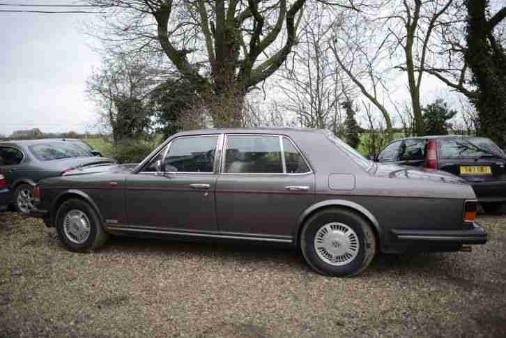 BENTLEY EIGHT 76K LOW MILES - BEAUTIFUL CONDITION! MULSANNE TURBO R