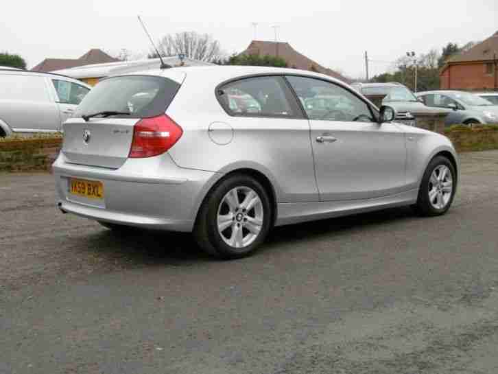BMW 116D SE IMMACULATE CONDITION, ONLY 54000 MILES, £30 Road Tax, 62+MPG!!