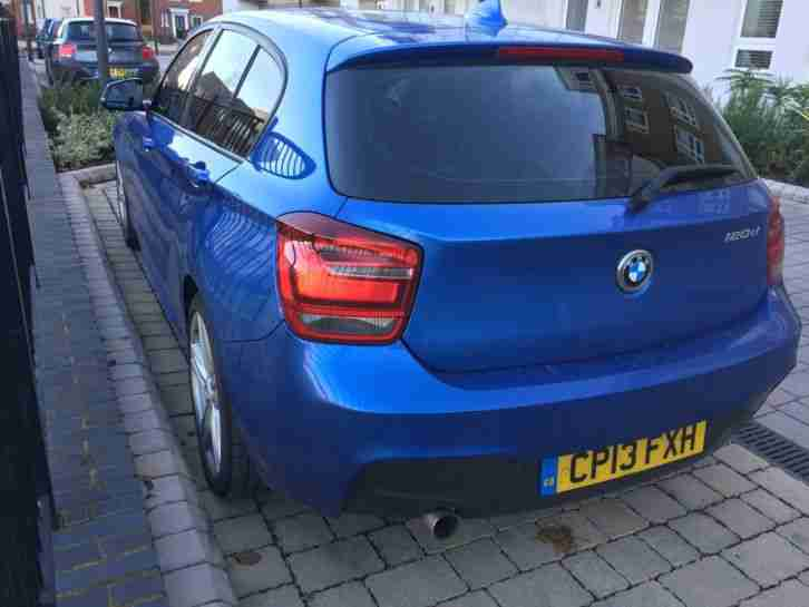 BMW 120D MSPORT,PRO NAV, XENON'S,HEATED ELETRIC SEATS- NOT 118D,116D,320D 330D
