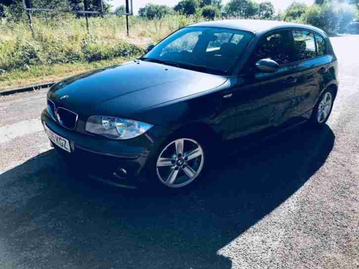 BMW 120d Msport AUTO 5 door