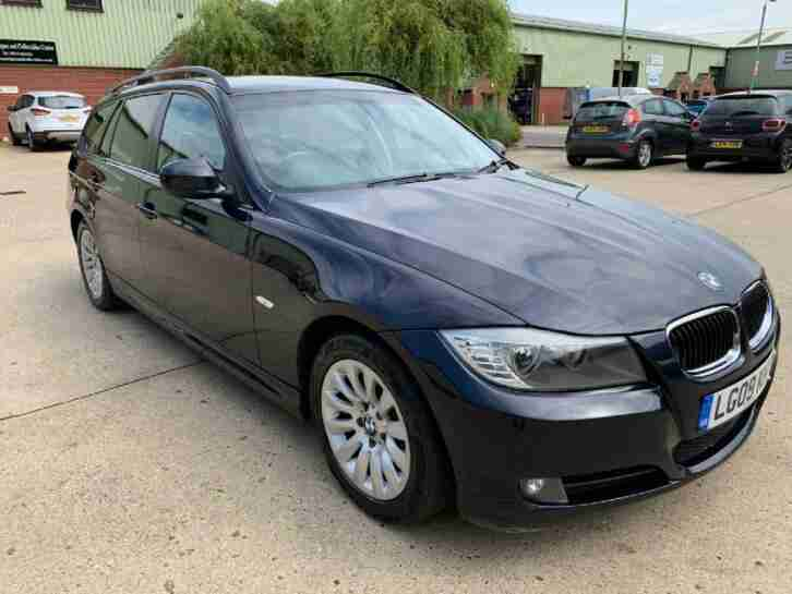 BMW 3 SERIES 318i Step Auto 318 ES Blue Semi Auto Petrol, 2009