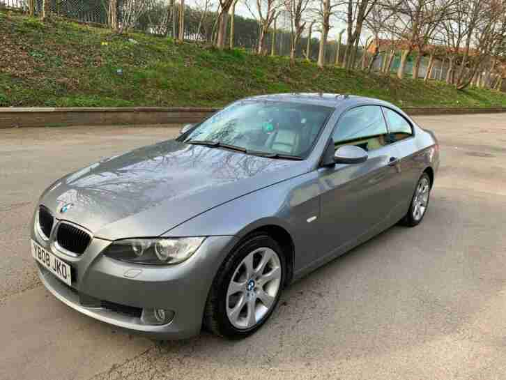 BMW Series. BMW car from United Kingdom