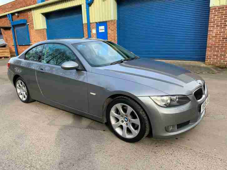BMW 3 Series 320d Coupe Automatic E92