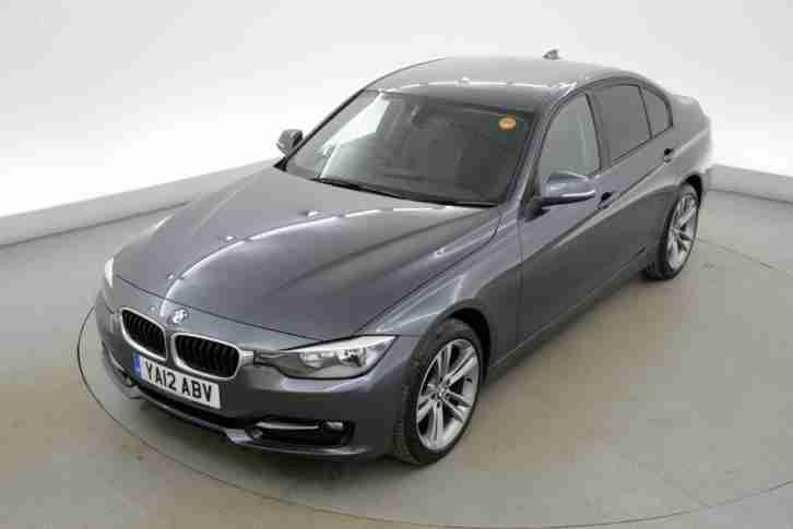3 Series 320d Sport 4dr 5505 GBP OF