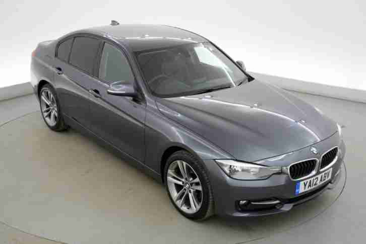 BMW 3 Series 320d Sport 4dr- 5505 GBP OF EXTRAS - PRO MEDIA PACK - UPGRADED WHEE