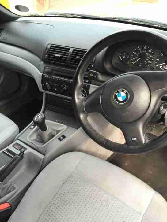 BMW 3 series 04 black 1.8