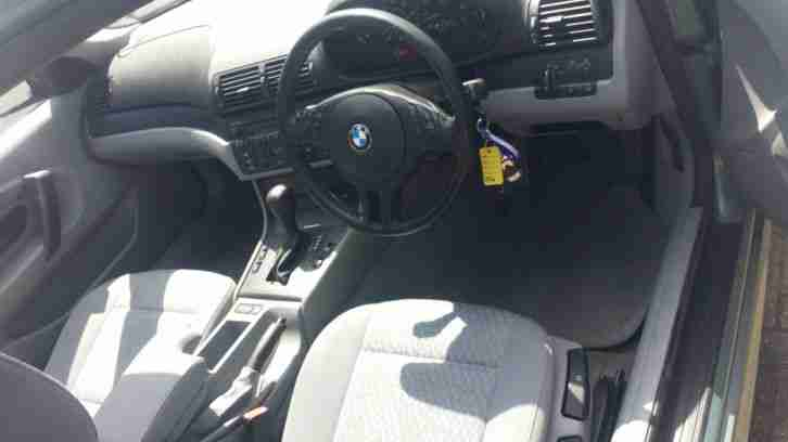 BMW 316TI SE COMPACT AUTOMATIC, LOW MILEAGE, SUNROOF, NEW MOT, MUST SEE, L@@K!!