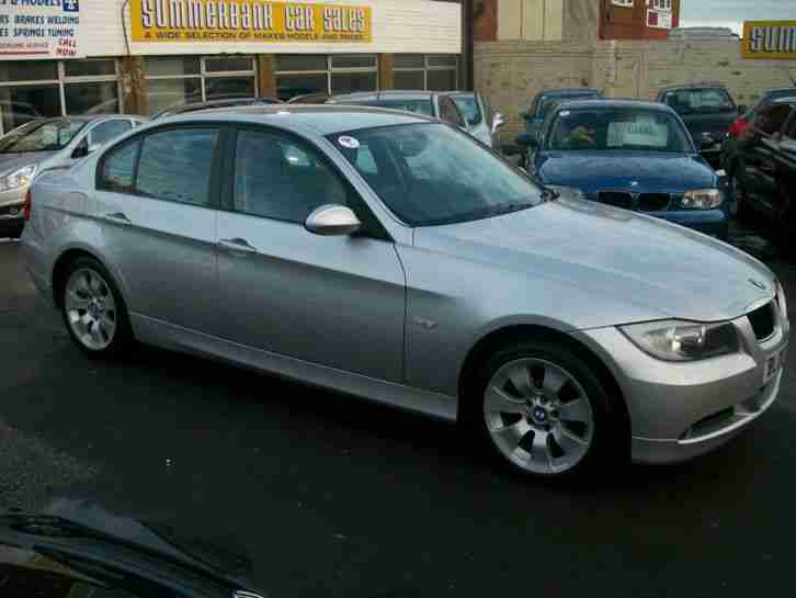 BMW 318 2.0 2008MY i Edition SE, FULL SERVICE HISTORY