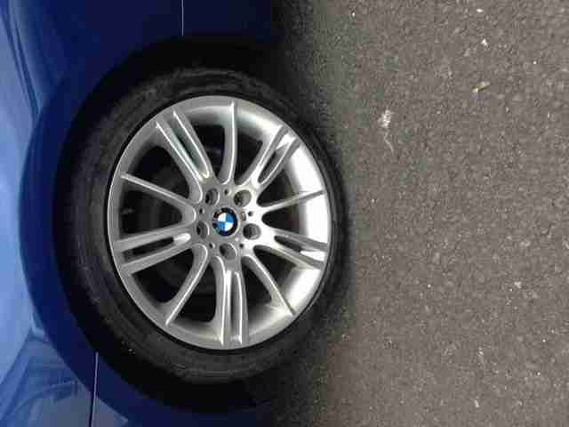 BMW 320 2.0TD 2007MY d M SPORT NEW SAHAPE COUPE + XENONS