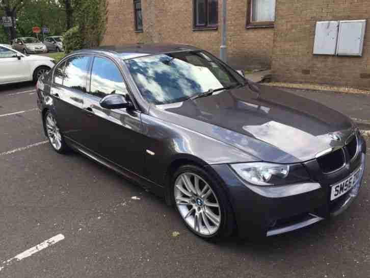 Bmw M Sport E90 Grey Stunning Sports Wheels 4395ono