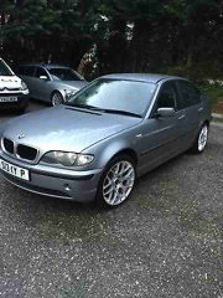 BMW 320d SE - 2003 - Service History - Great Condition Not Audi