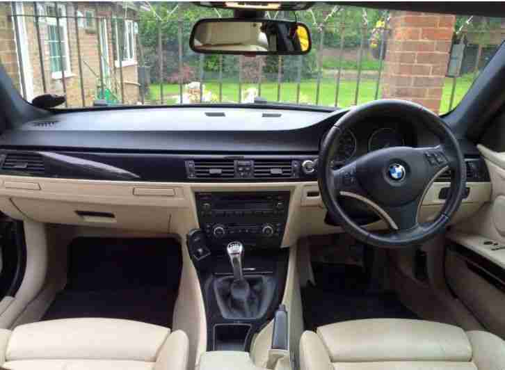 BMW 320i Coupe, 2 Door Manual, 4 Seats