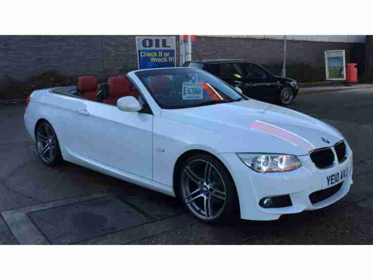 Bmw 320i M Sport Convertible 2010 Facelift 31 000 Miles 1