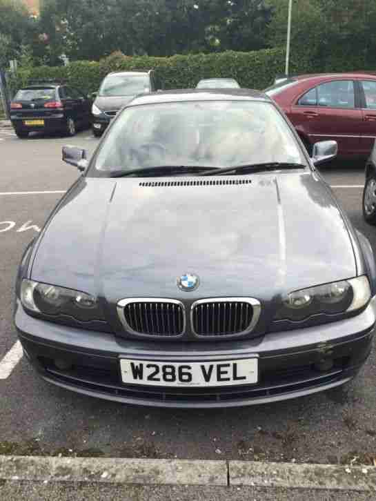 BMW CI. BMW car from United Kingdom