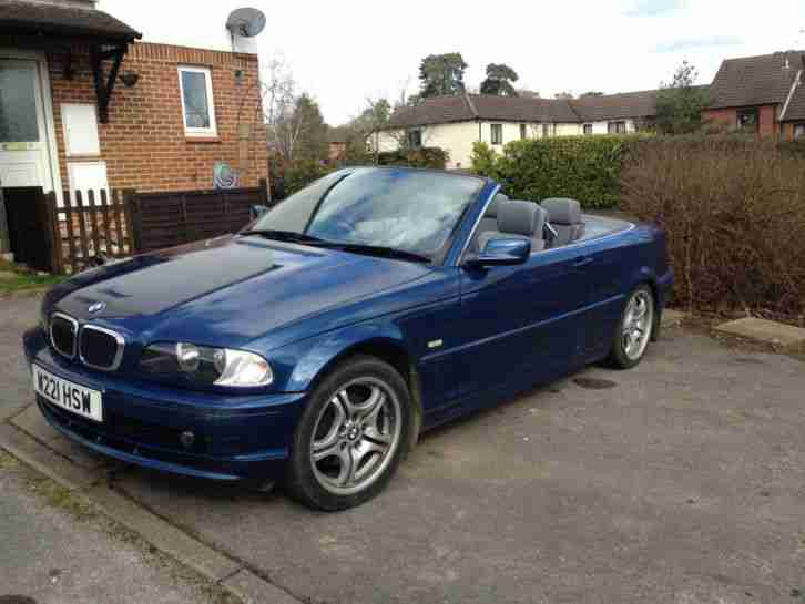 BMW I Convertible E Car For Sale - Bmw 323i convertible for sale